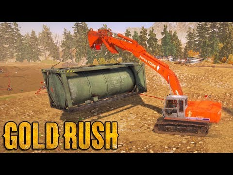 GOLD RUSH | We Are Moving! - Episode 7
