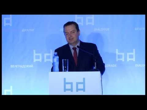 Belgrade Strategic Dialogue - Keynote speaker:  Ivica Dacic  29.06.2017.
