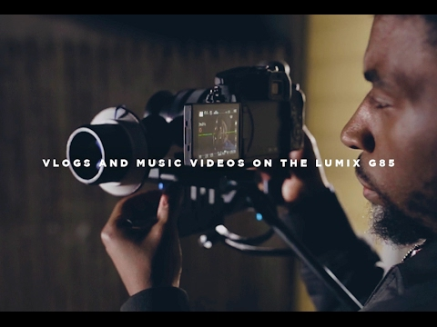 Vlogging + Shooting Music Videos On The Lumix G85 (Week 3 Vlog)