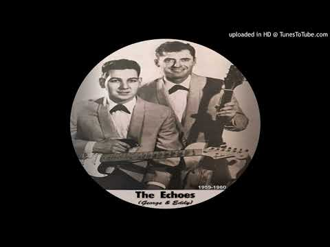 THE ECHOES: Take Me Back Into Your Heart (open mike / unissued recording) 1959/'60
