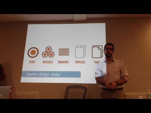 Dani Nordin & Salem Ghoweri: Data-driven Design Systems