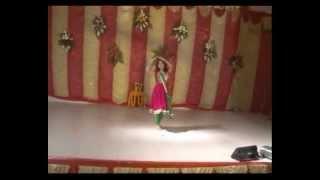 Bahara Bahara + Aaj Mere Piya Ghar Aavenge Medley Dance Performed by Anushka Bhargava