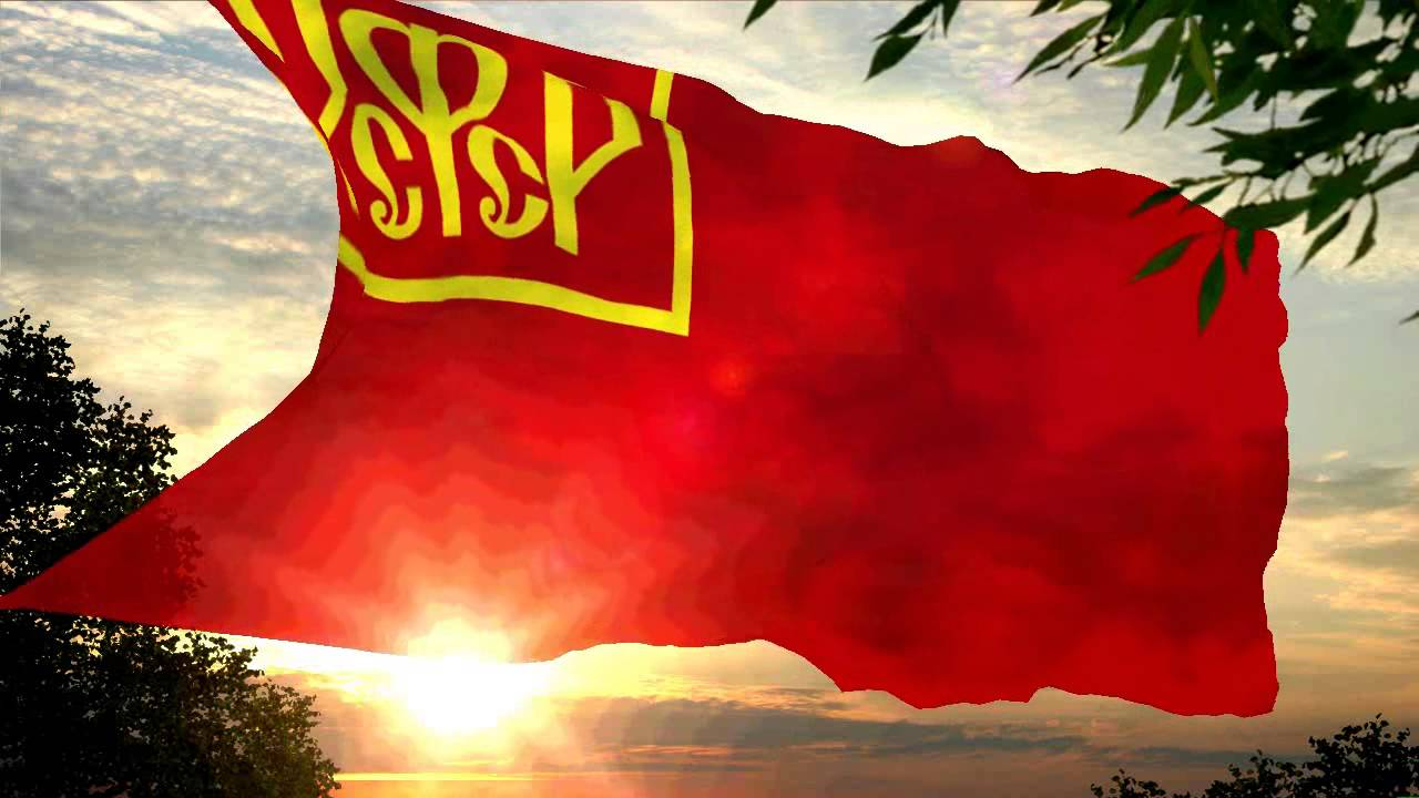 flag and anthem of the russian sfsr 1918 u20131937 youtube