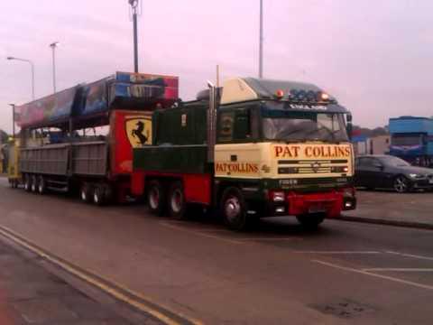 Pat collins dodgems leaving hull