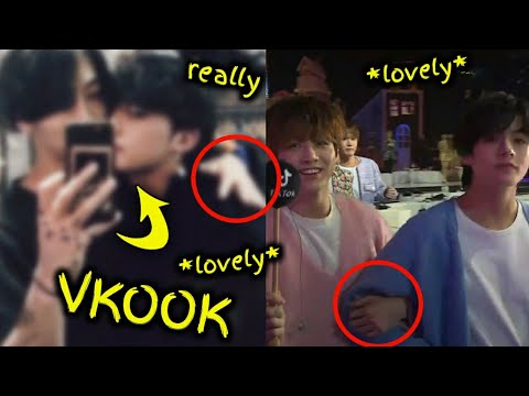 TAEKOOK / VKOOK IS REAL MOMENTS 💜 Part.3