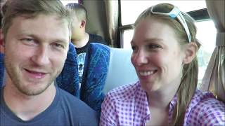 Great Wall of China - The Adventures of Justin and Kristen