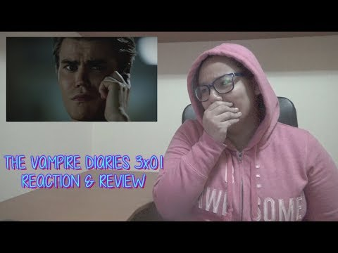 """The Vampire Diaries 3x01 REACTION & REVIEW """"The Birthday"""" S03E01 