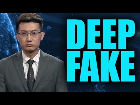 A Chinese News Station Now Has AI News Anchors. #DeepFake Is Real, And It's Scary.