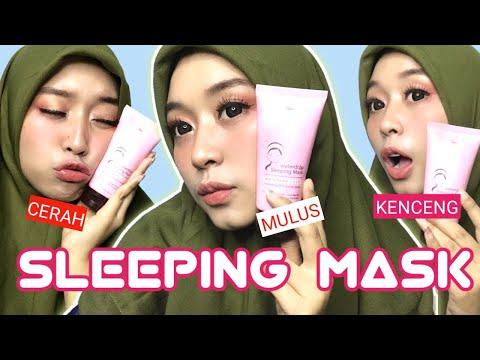 Review Sleeping Mask VIVA Langsung Glowing Dalam Semalam I By Ellsa Erliana