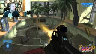 Halo 2 Let's Play -- Epic Multiplayer Match