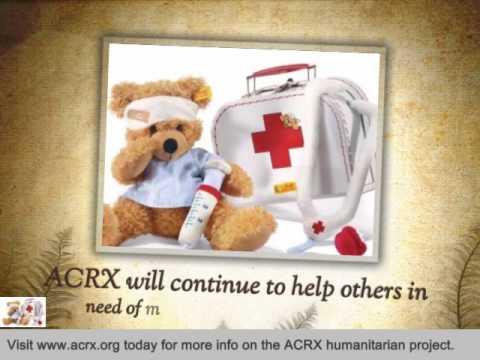 Muscoy Elementary School Receive Tribute & Medication Help By Charles Myrick Of ACRX