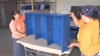 Tool Chest With 3 Doors - Ref. Ba. 517-2