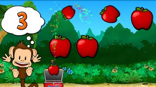 Monkey Preschool Lunchbox Education Games Android Video