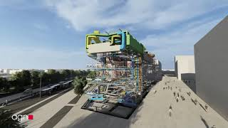 Neubau ZESS Forschungszentrum, Bochum - Technik verstehen