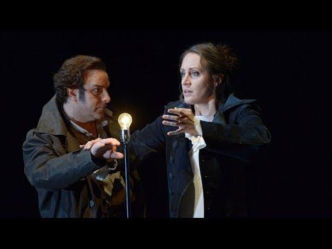 Vincenzo Bellini: I PURITANI, Oper Frankfurt