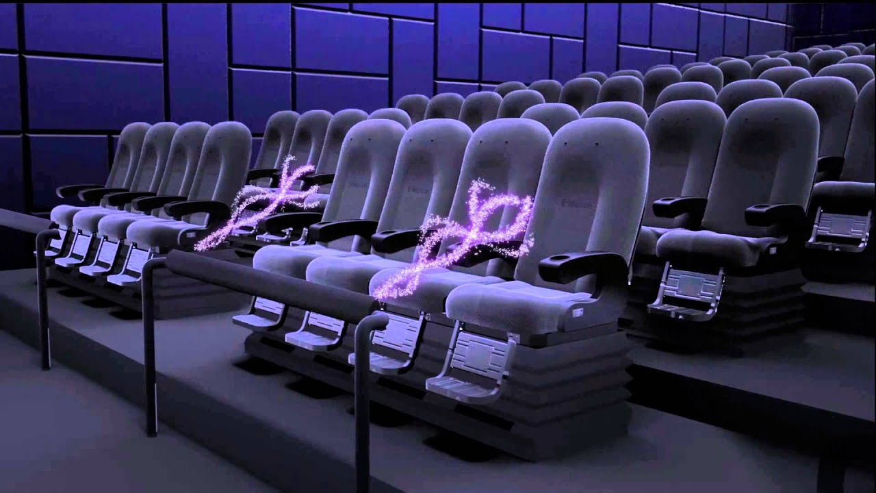 Sala 4d de desarrollo argentino youtube for Sala 4d cinepolis