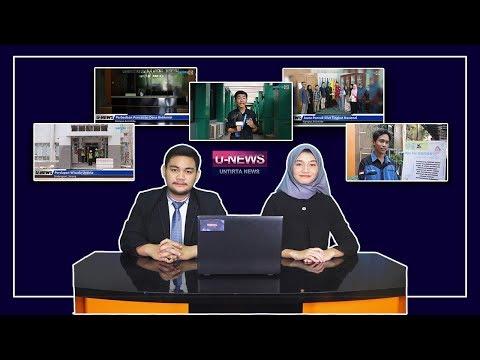 UNTIRTA NEWS EDISI 26 NOVEMBER 2019 | APLIKASI MAHASISWA PERIKANAN | JUARA PENCAK SILAT TK. NASIONAL