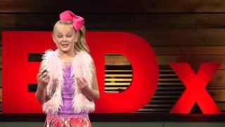 Learning from Jojo Siwa | Jojo Siwa | TEDxOaksChristianSchool