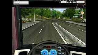 Euro Truck Simulator || Londres - Manchester