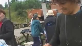 ⑨バイカル湖畔のオムリ売り 金子浩久『ユーラシア横断1万5000キロ 』