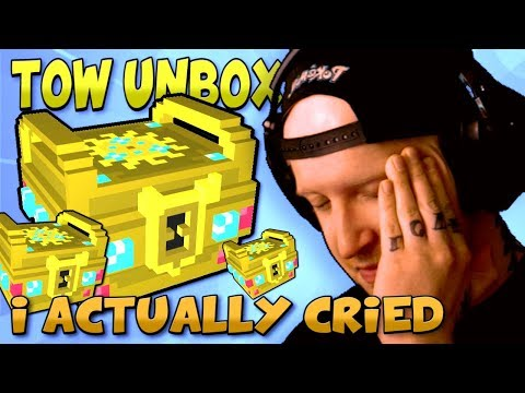 UNBOXING OVER 1300 TROVE OF WONDER (ToW) in TROVE! (this is so sad.. i almost cried)