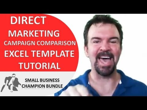 direct-marketing-campaign-comparison-excel-template
