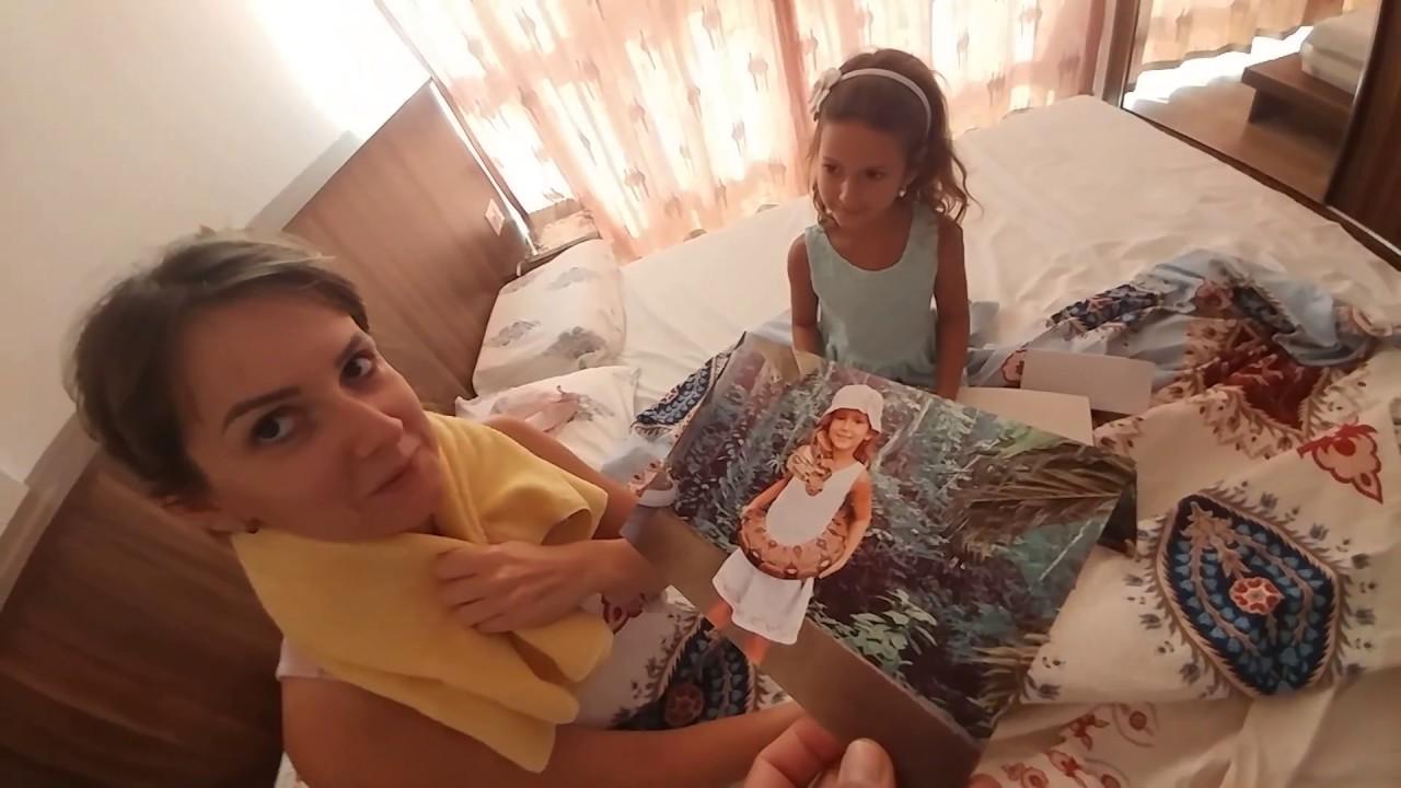 Download Akvaryum 8D Cinema ve Leraya Akvaryumdan hediye aldık, eğlenceli çocuk videosu