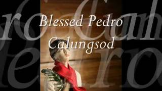 Download Blessed Pedro Calungsod Song MP3 song and Music Video