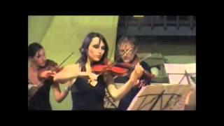 Antonio Vivaldi Estate III tempo Presto Erica Mazzacua Camerata Ducale Parma