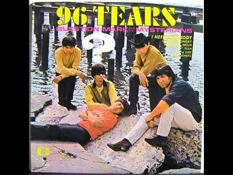 96 Tears  ? Question Mark & The Mysterians  1966