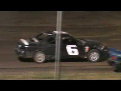 Mechanic Race at Humboldt Speedway 9-8-17