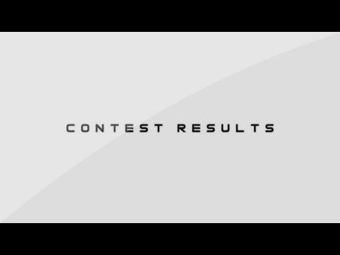 Vxon Arts Contest Results!