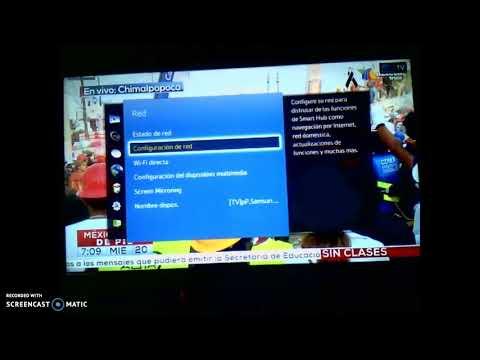 FACIL - Como conectar mi television a internet