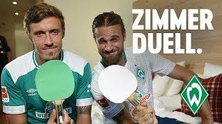 Zimmerduell - Martin Harnik & Max Kruse | SV Werder Bremen