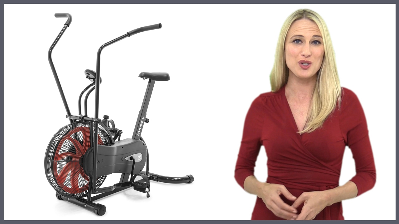 fan exercise bike. marcy fan exercise bike review
