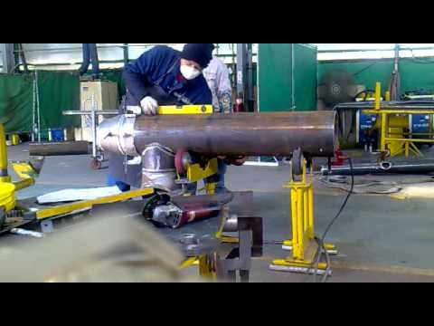 Pipe fitter job