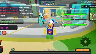 How to get the Hypnotize pet + Codes On roblox Ghost Simulator!