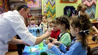 ''Часы науки'' в ЦГДБ города Иваново