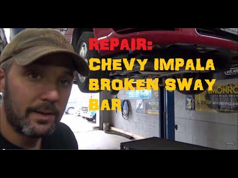 Chevy Impala : Replace Broken Sway Bar