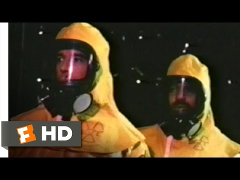 Hangar 18 39 Movie   Exploring the Spacecraft 1980 HD