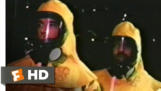 Hangar 18 (3/9) Movie CLIP - Exploring the Spacecraft (1980) HD