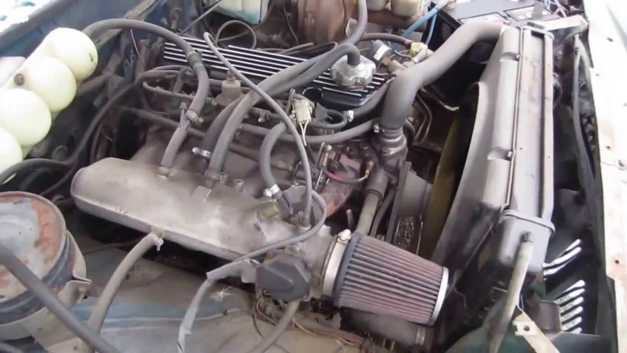 1973 Volvo 142 B20 - YouTube