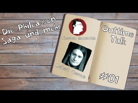 Outtime Talk #01 - Die Phileasson Saga und mehr - Interview mit Robert Corvus