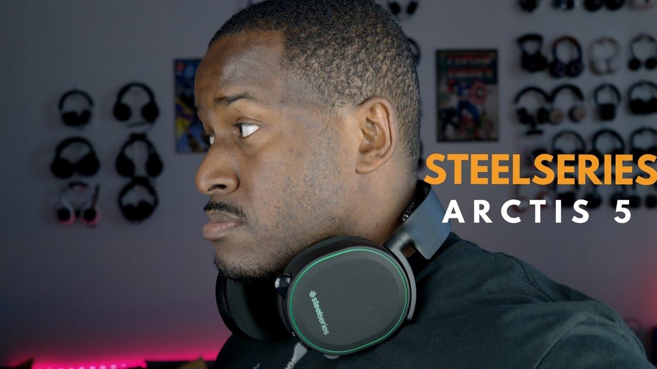 steelseries arctis 5 review best 99 gaming headset. Black Bedroom Furniture Sets. Home Design Ideas