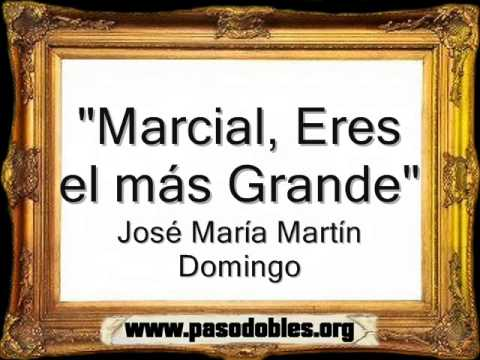 pasodoble marcial