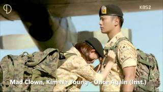 Mad Clown, Kim Na Young - Once Again (Instrumental)