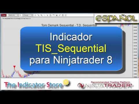 Setup de Trading Sequential para NinjaTrader 8