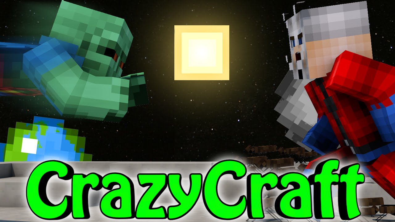 Crazy Craft Mod Pack Download Minecraft