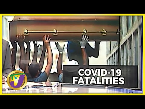 Jamaica's Covid Fatalities at Record High | TVJ News - Sept 2 2021