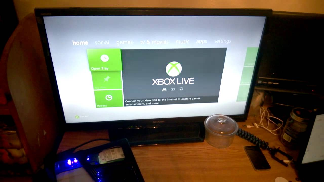 Rgh xbox 360 for sale 2015